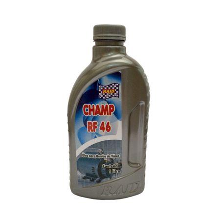 Oleo para bomba de vacuo