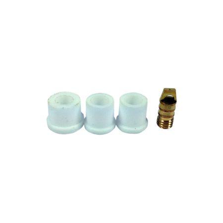 Borrachas para manifold R410A
