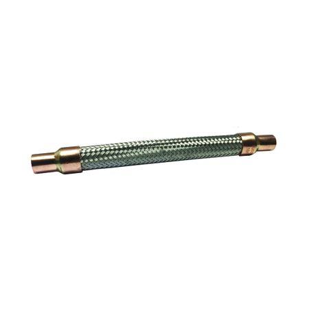 Tubo Flexível Eliminador de Vibração Cobre-Inox 5/8