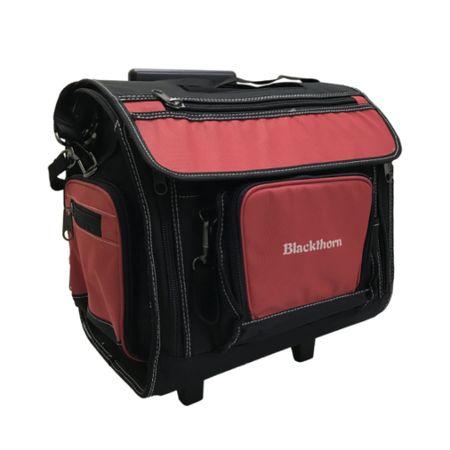 Bolsa de ferramentas com carrinho