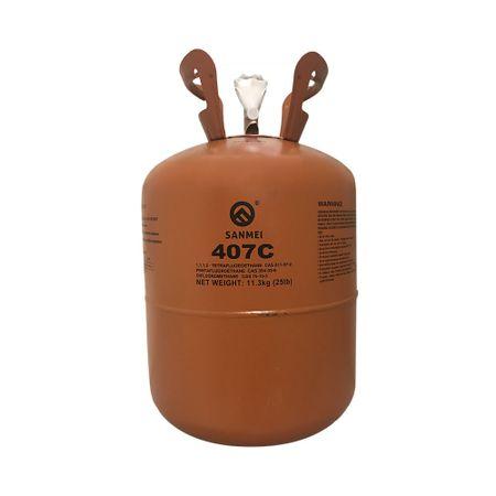 Gas-refrigerante-R407C