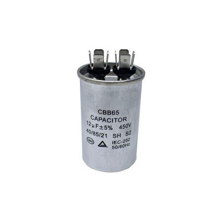 Capacitor Permanente ou de Partida 12uF