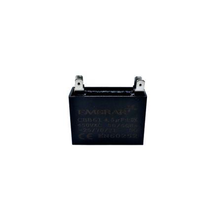 Capacitor de Arranque 4,5uF