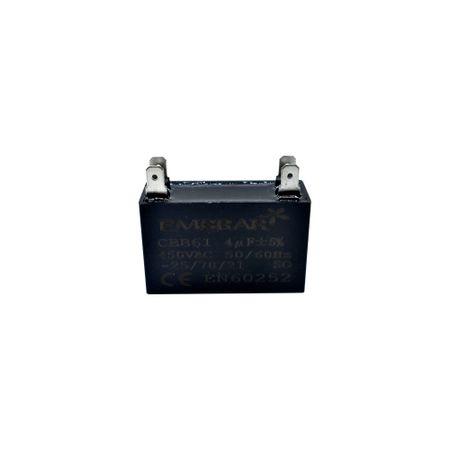 Capacitor de Arranque 4uF