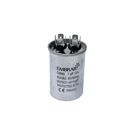 Capacitor Permanente ou de Partida 7uF