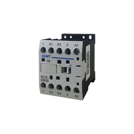 Mini Contator de Potência Auxiliar 2NA + 2NF