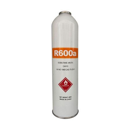 Latinha de Gás R600A