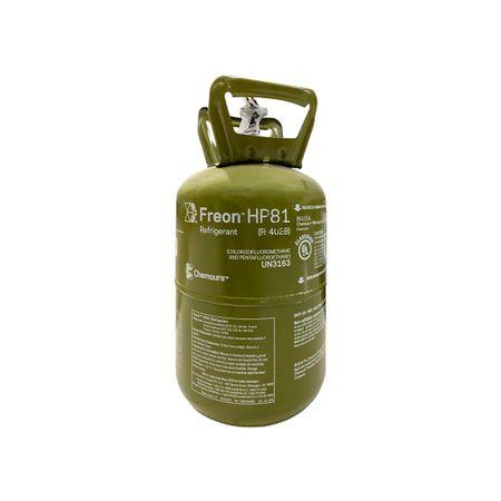 Gás HP81 R402B DuPont